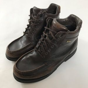 Rockport Leather Boots Gore-Tex
